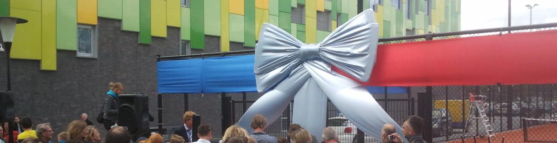 grote strik opening in Utrecht